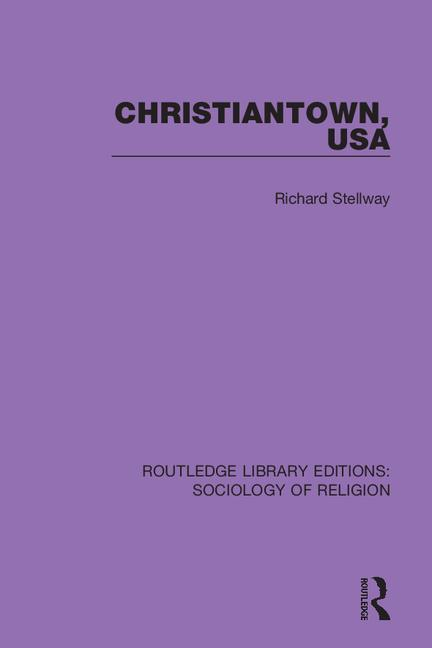Christiantown, USA book cover