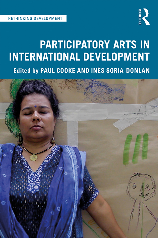 Participatory Arts in International Development book cover