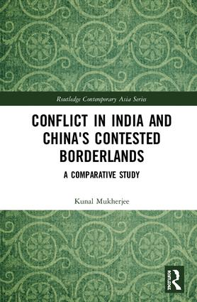 Conflict in India and China's Contested Borderlands: A Comparative Study book cover