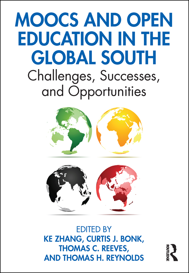 MOOCs and Open Education in the Global South: Challenges, Successes, and Opportunities book cover