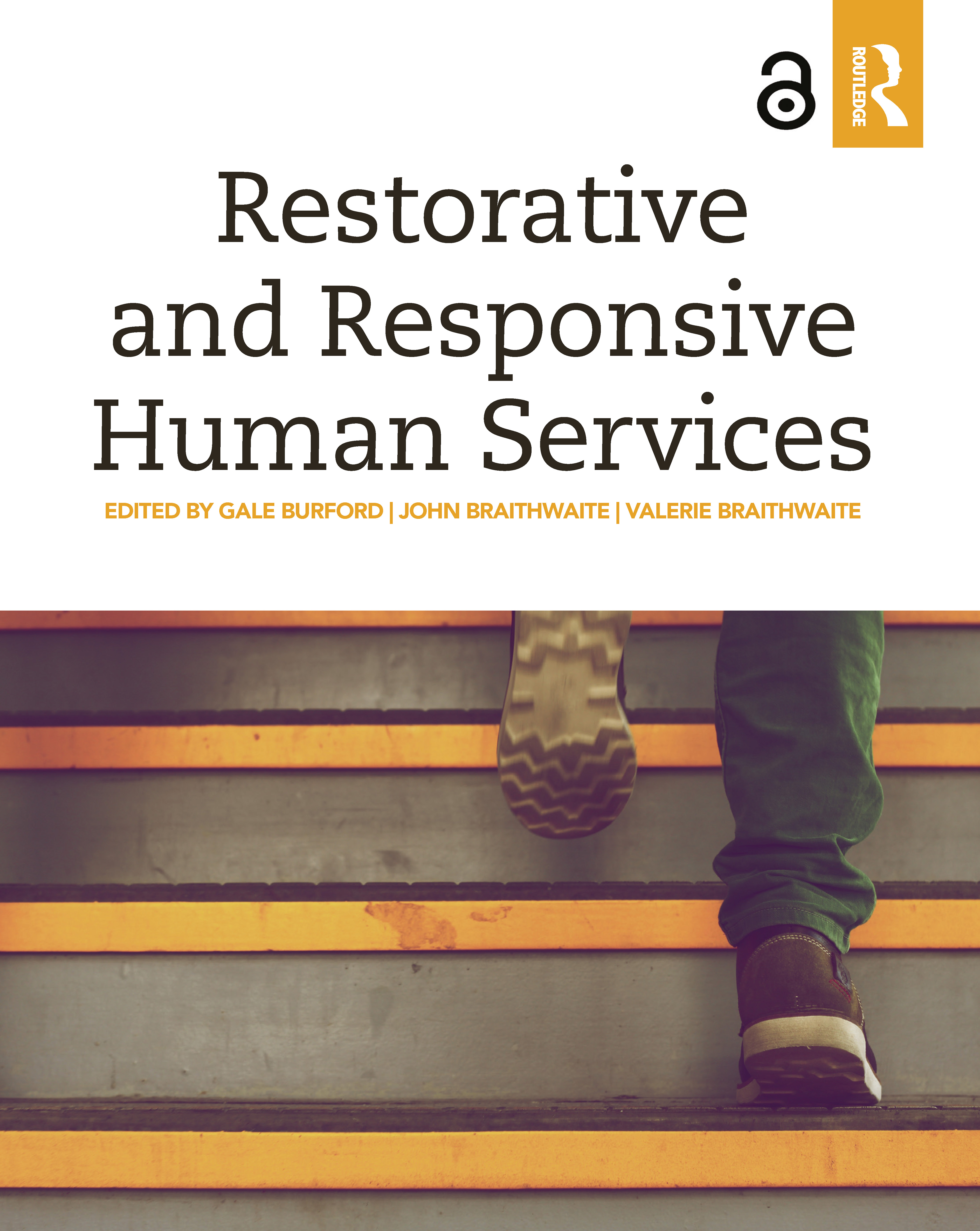 Restorative and Responsive Human Services book cover