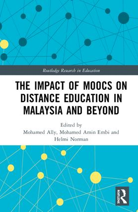The Impact of MOOCs on Distance Education in Malaysia and Beyond book cover