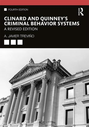 Clinard and Quinney's Criminal Behavior Systems: A Revised Edition book cover