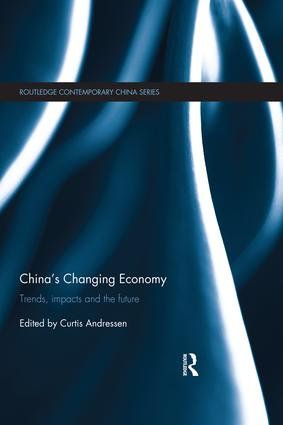 China's Changing Economy: Trends, Impacts and the Future book cover