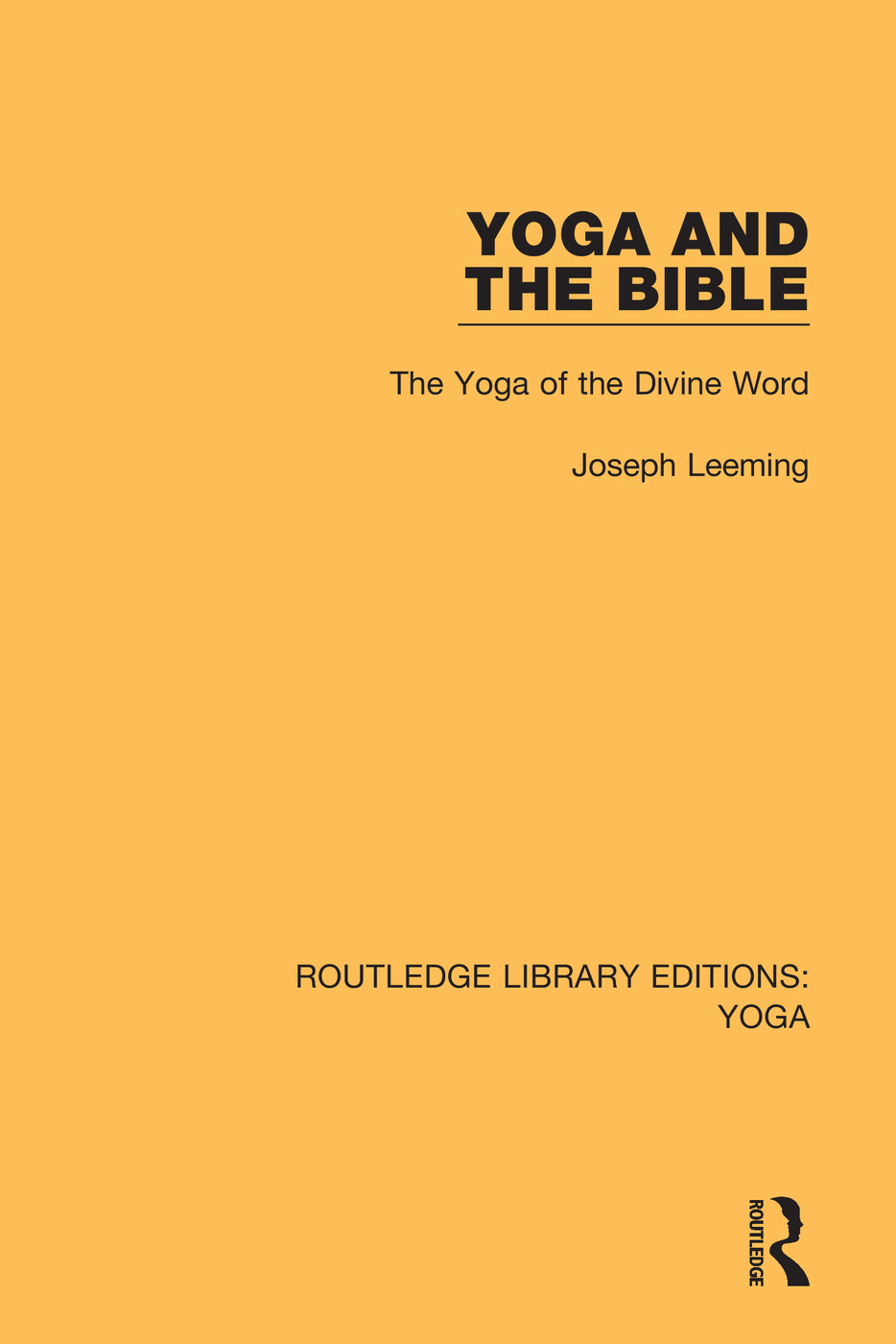 Yoga and the Bible