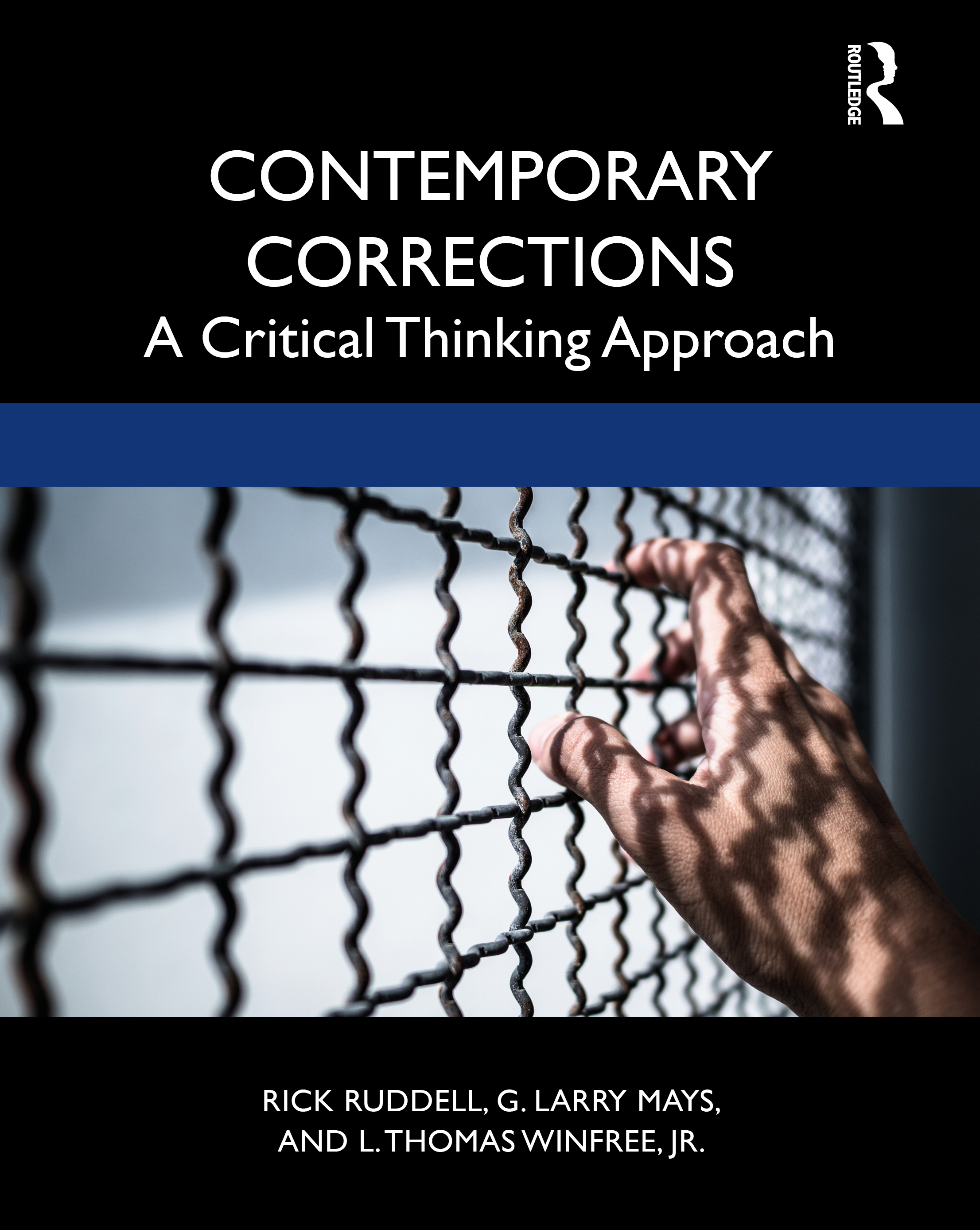 Contemporary Corrections: A Critical Thinking Approach, 1st Edition (Paperback) book cover