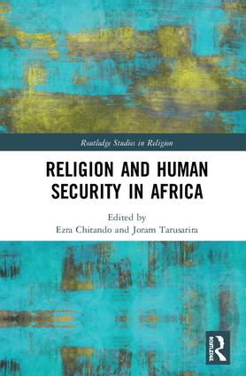 Religion and Human Security in Africa book cover