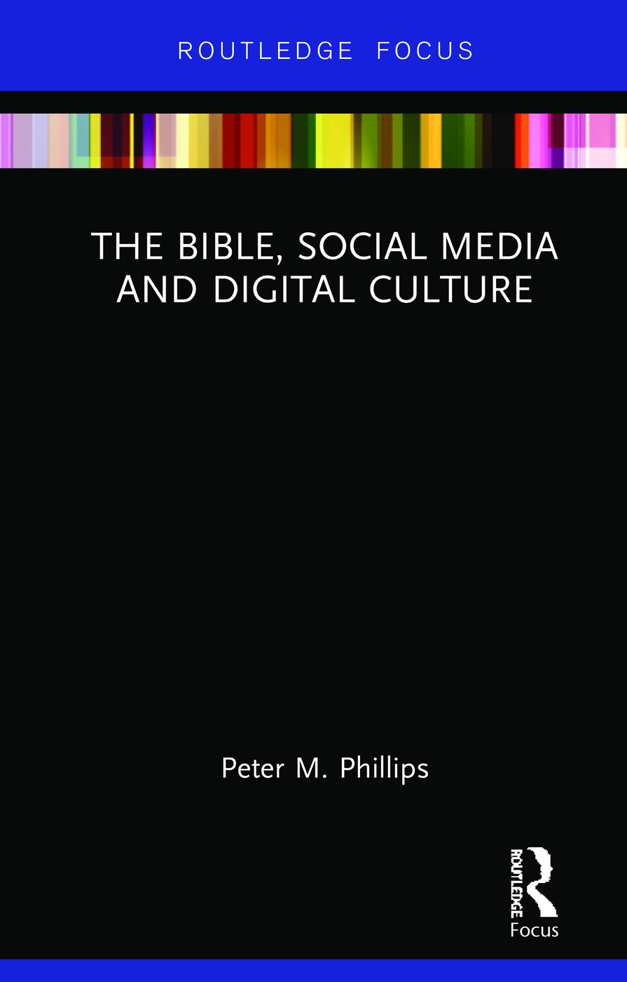 The Bible, Social Media and Digital Culture book cover