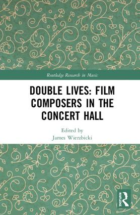 Double Lives: Film Composers in the Concert Hall book cover