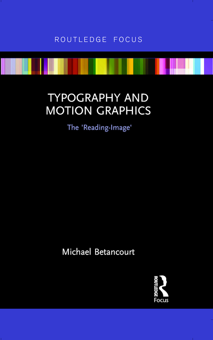 Typography and Motion Graphics: The 'Reading-Image' book cover