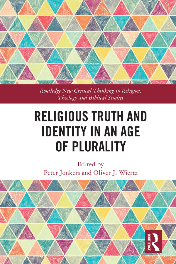 Introduction to Part III: practical questions concerning religious diversity