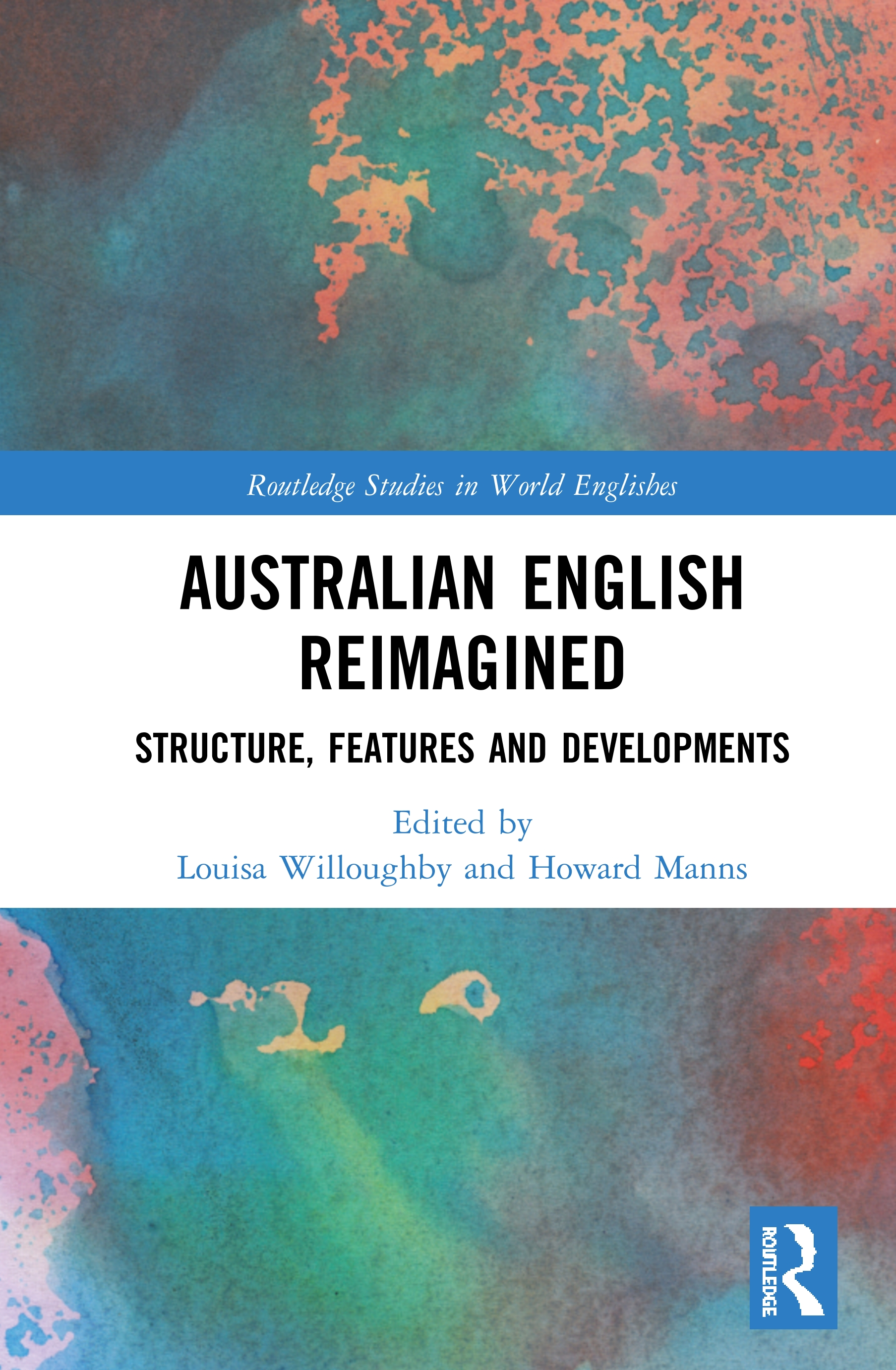 Australian English Reimagined: Structure, Features and Developments book cover
