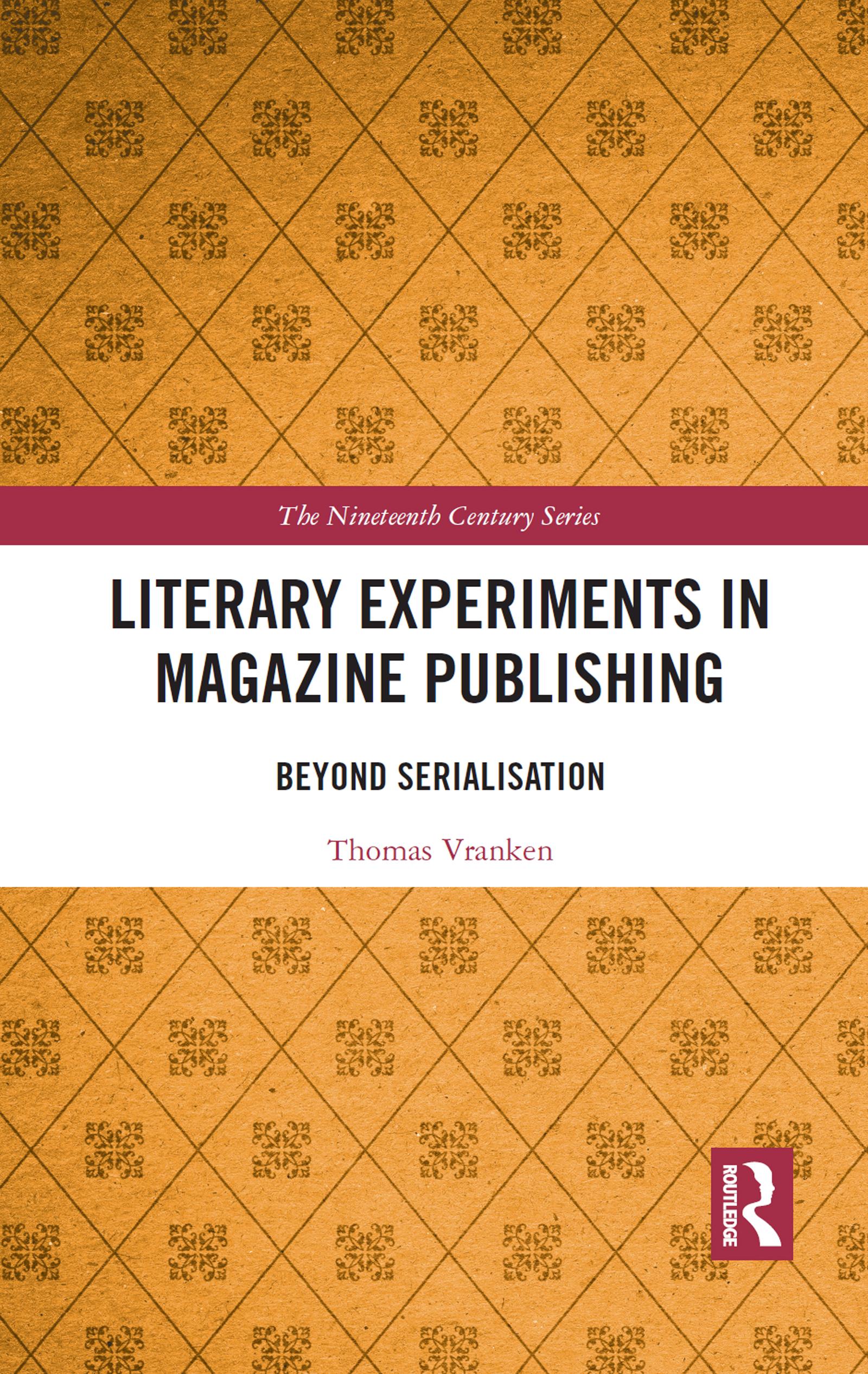Literary Experiments in Magazine Publishing
