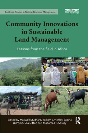 Community Innovations in Sustainable Land Management: Lessons from the field in Africa book cover