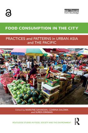 Food Consumption in the City: Practices and patterns in urban Asia and the Pacific book cover