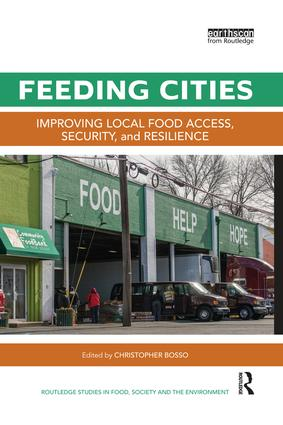 Feeding Cities: Improving local food access, security, and resilience book cover
