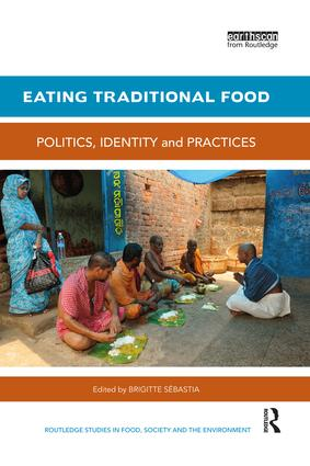 Eating Traditional Food: Politics, identity and practices book cover