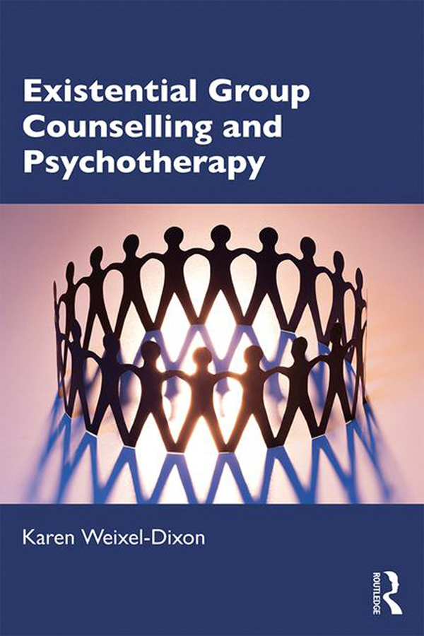 Existential Group Counselling and Psychotherapy book cover