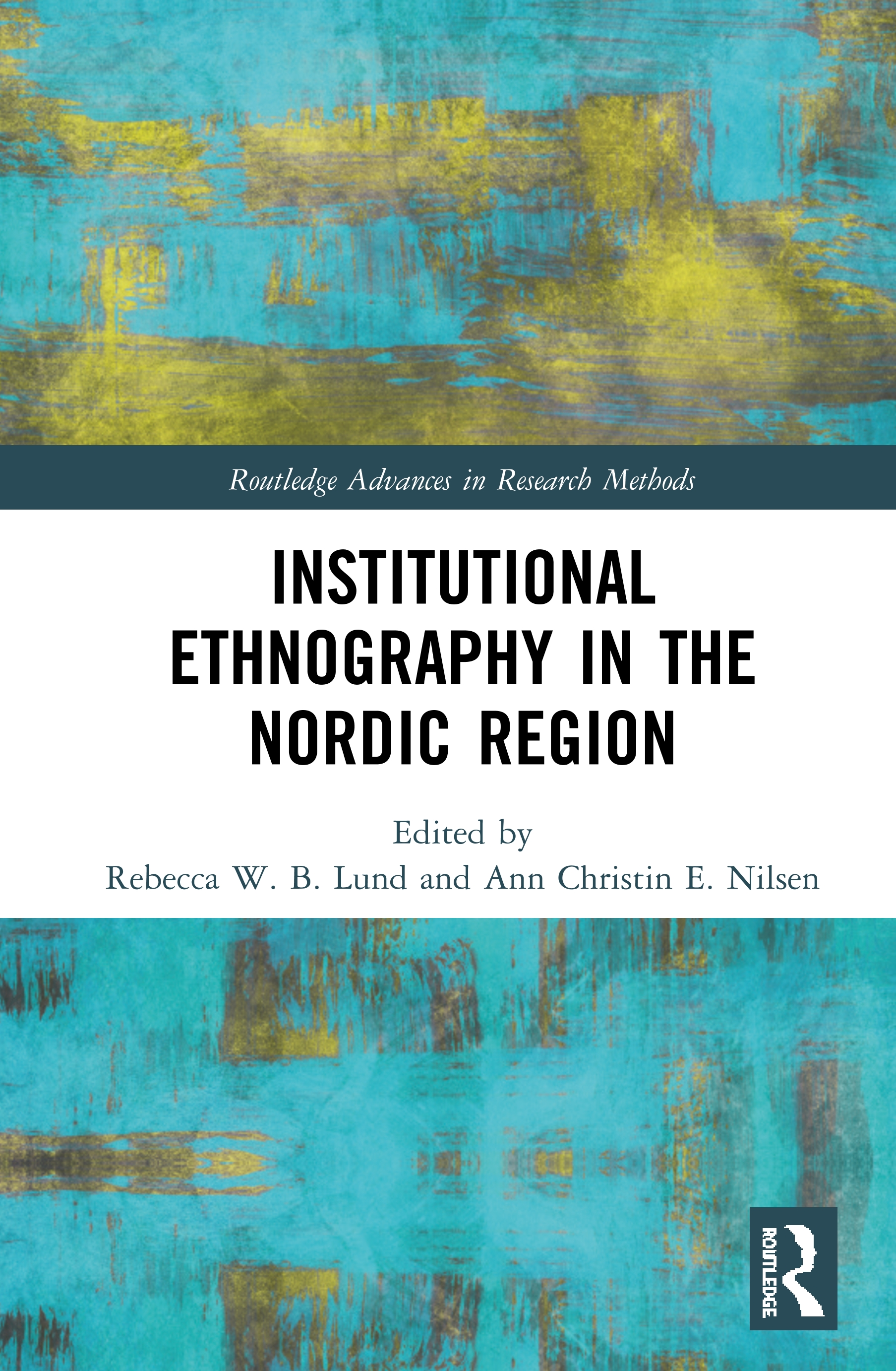 Institutional Ethnography in the Nordic Region book cover
