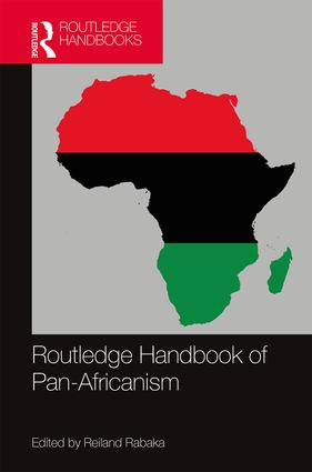 Routledge Handbook of Pan-Africanism book cover