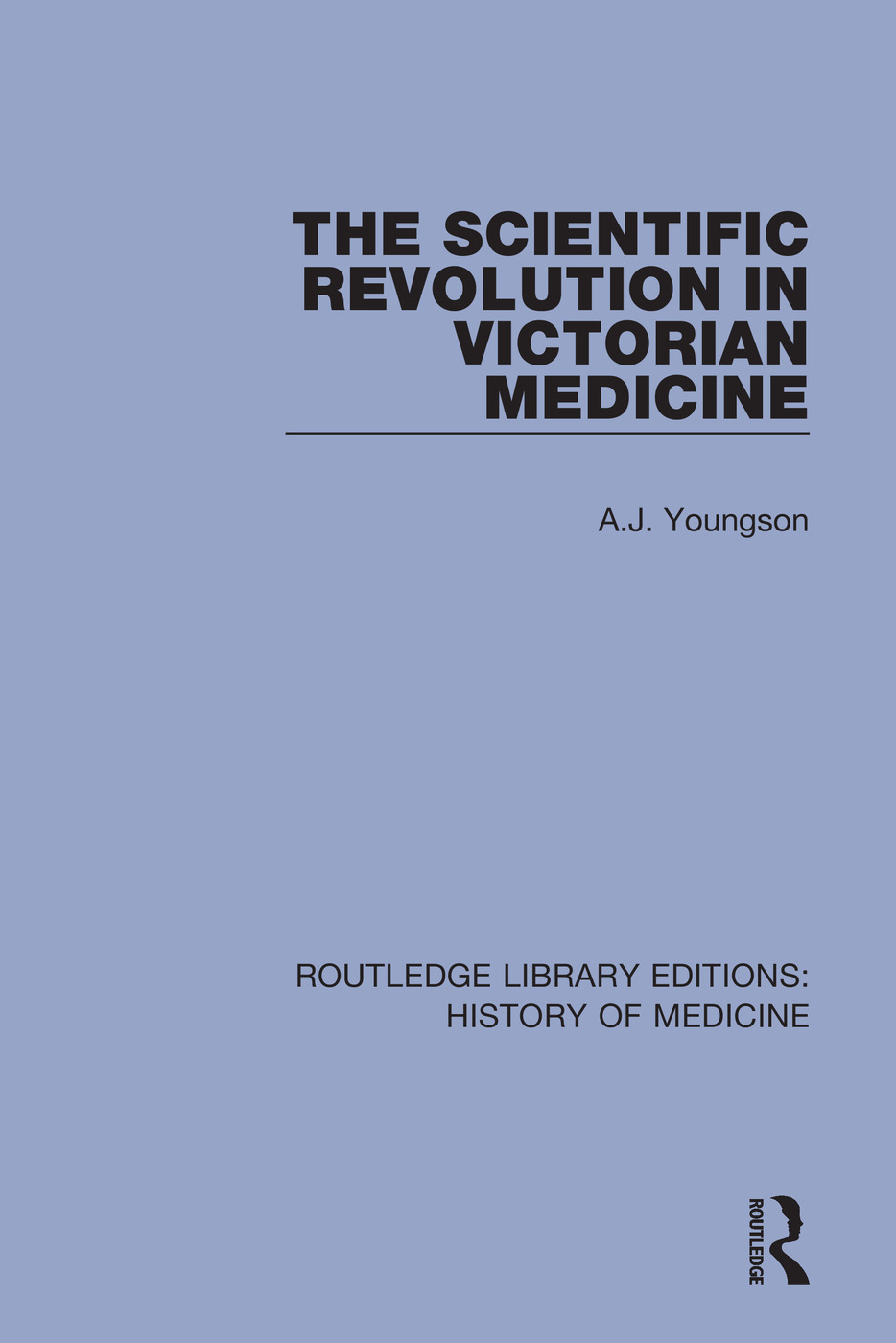 The Scientific Revolution in Victorian Medicine book cover