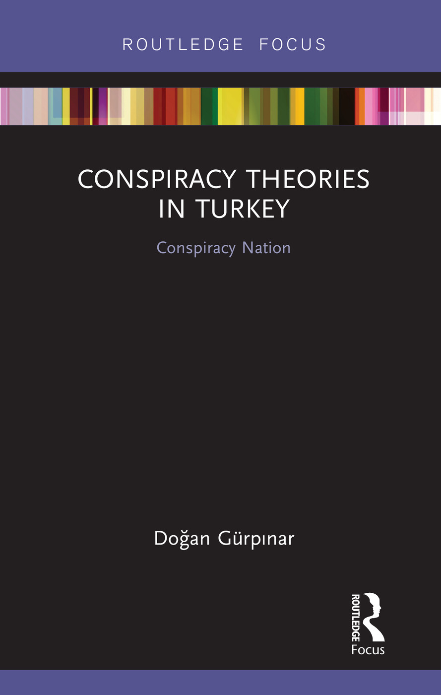 Conspiracy Theories in Turkey: Conspiracy Nation book cover