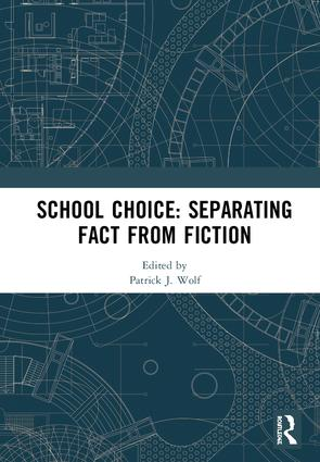 School Choice: Separating Fact from Fiction book cover