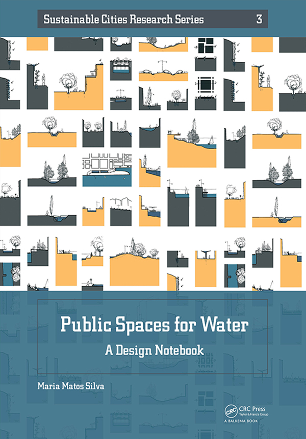 Public Spaces for Water: A Design Notebook book cover