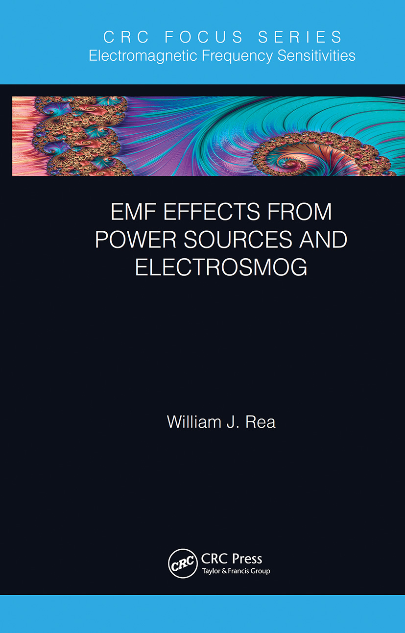 EMF Effects from Power Sources and Electrosmog: 1st Edition (Hardback) book cover