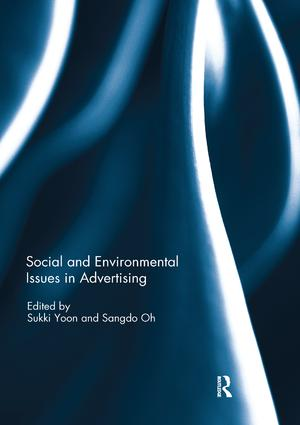 Social and Environmental Issues in Advertising book cover