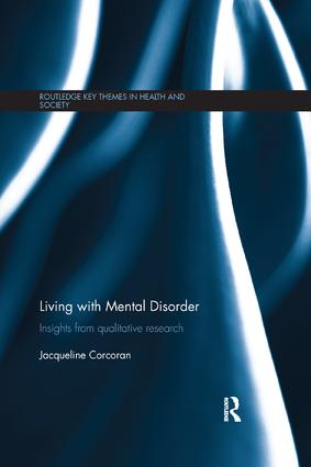 Living with Mental Disorder: Insights from Qualitative Research book cover
