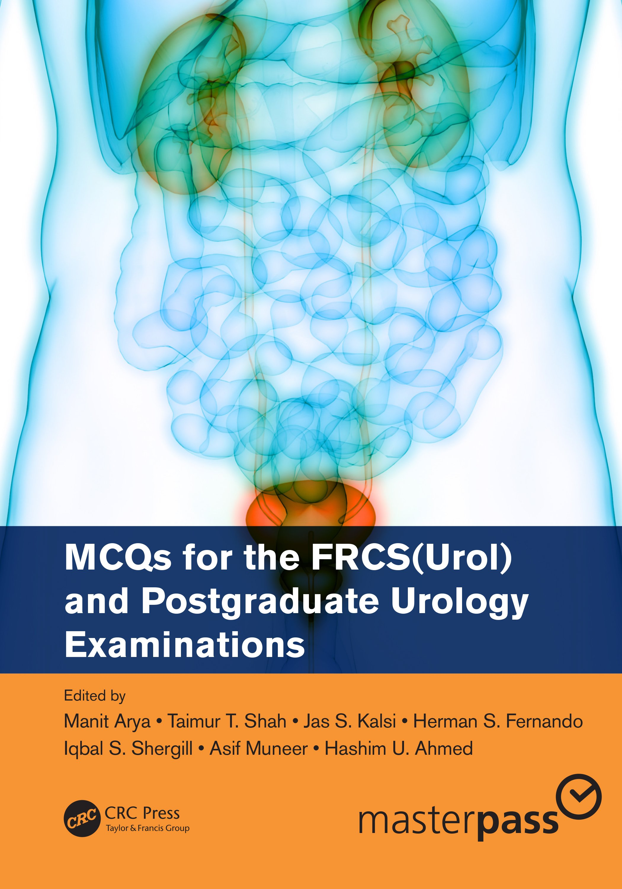 MCQs for the FRCS(Urol) and Postgraduate Urology Examinations: 1st Edition (Paperback) book cover