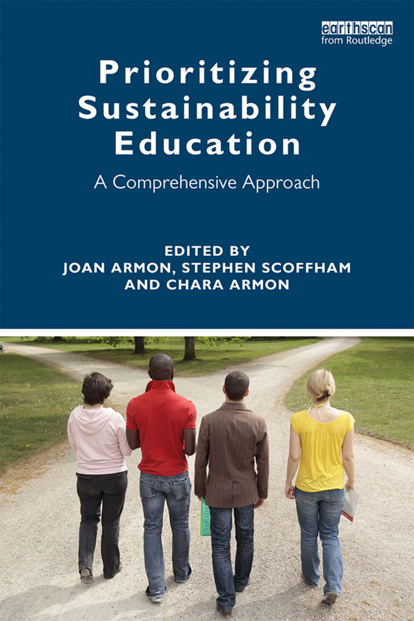 Prioritizing Sustainability Education: A Comprehensive Approach book cover