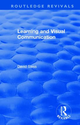 Learning and Visual Communication book cover