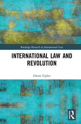 International Law and Revolution book cover