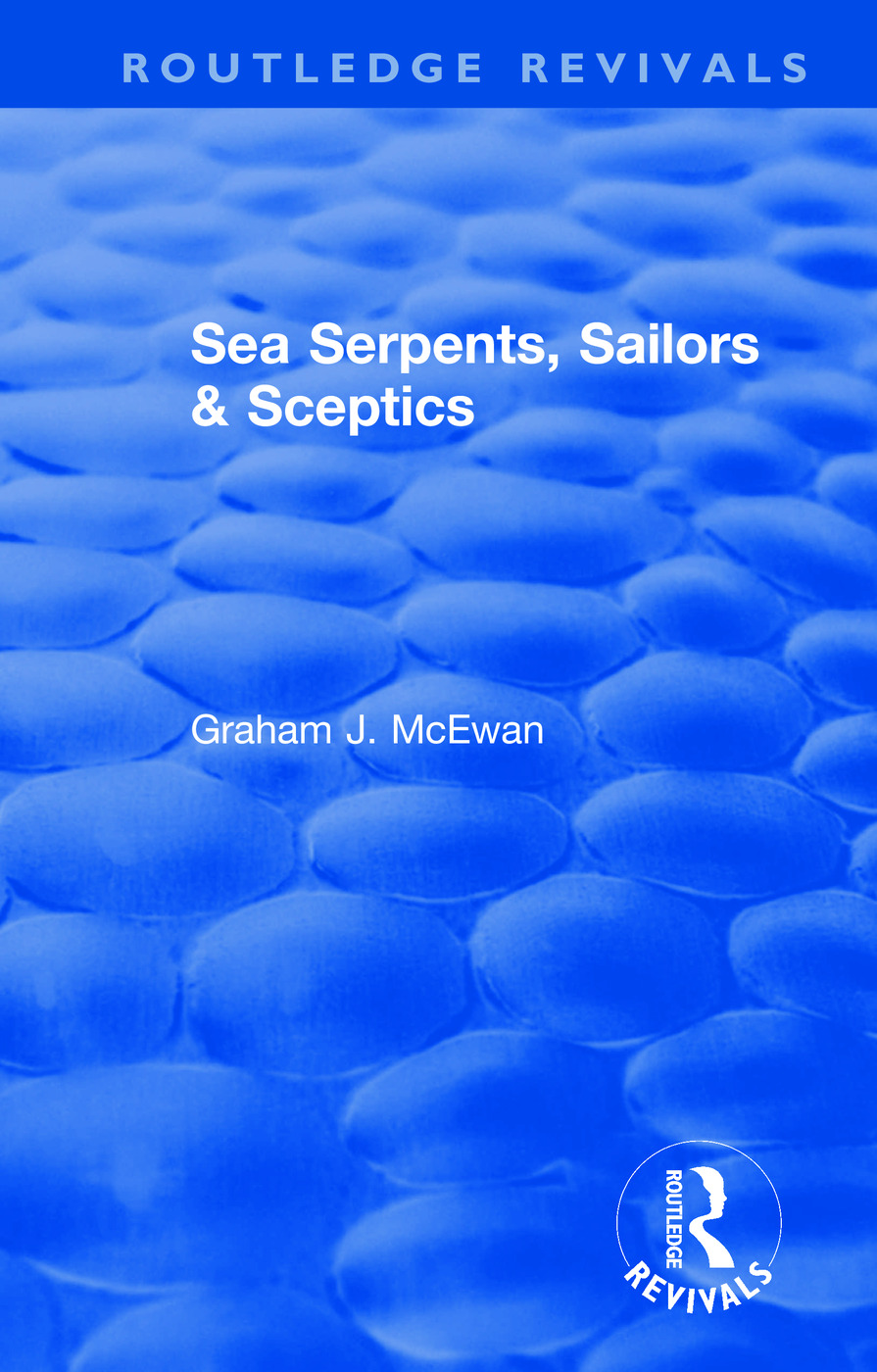 Sea Serpents, Sailors & Sceptics book cover
