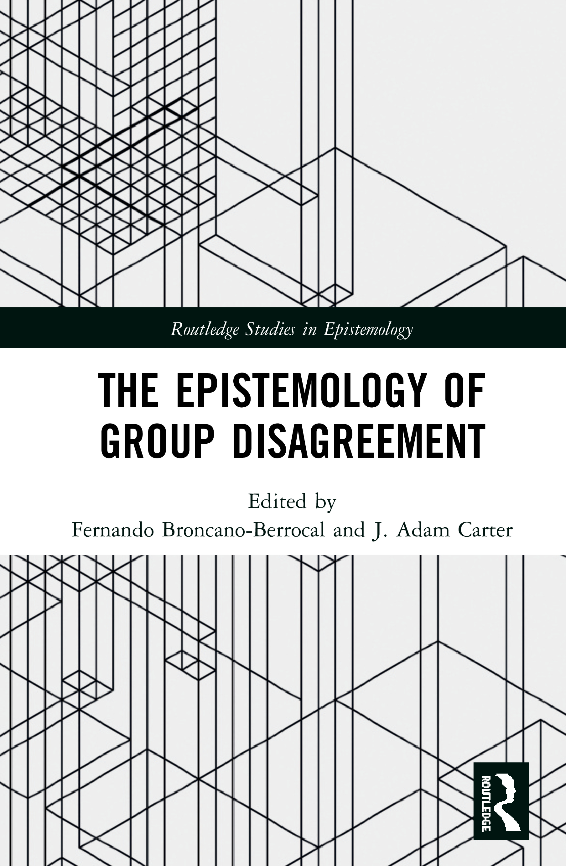 The Epistemology of Group Disagreement