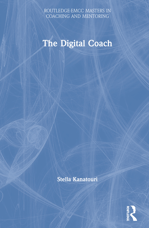 The Digital Coach book cover