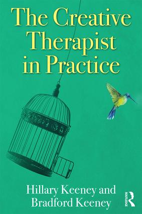 The Creative Therapist in Practice book cover