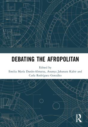 Debating the Afropolitan: 1st Edition (Hardback) book cover