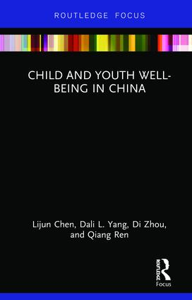 Child and Youth Well-being in China book cover