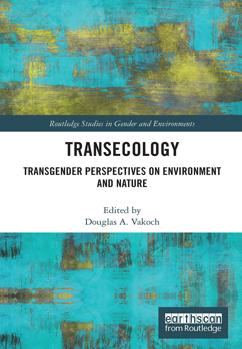 Transecology: Transgender Perspectives on Environment and Nature book cover