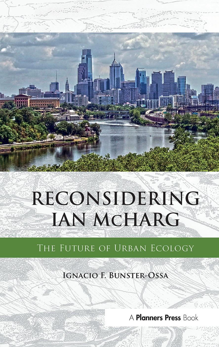 Reconsidering Ian McHarg: 1st Edition (Hardback) book cover