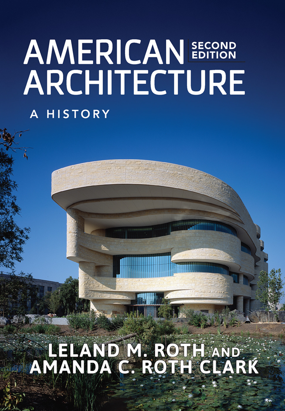 American Architecture: A History book cover