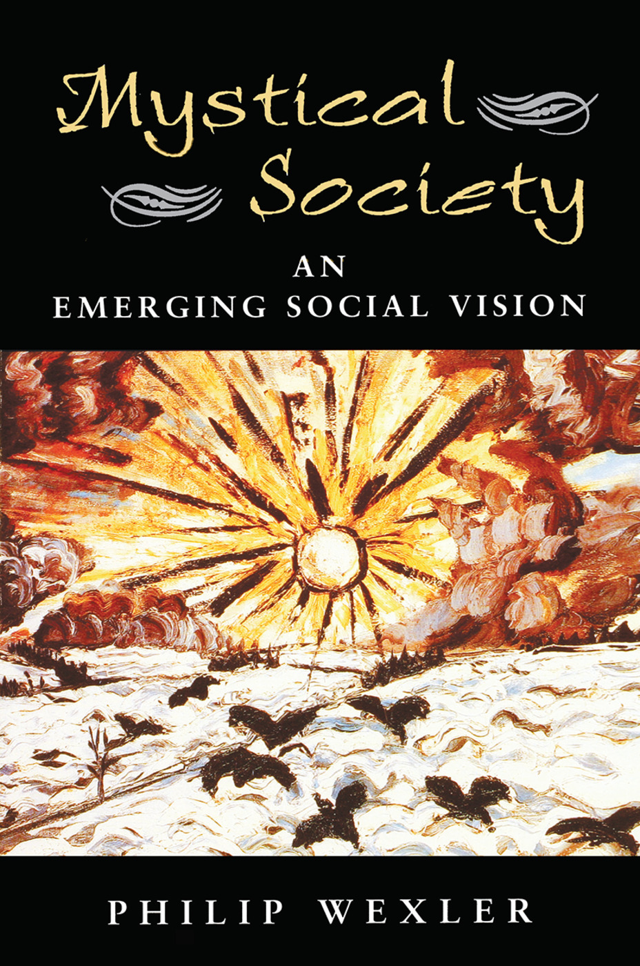 Mystical Society: An Emerging Social Vision, 1st Edition (Hardback) book cover
