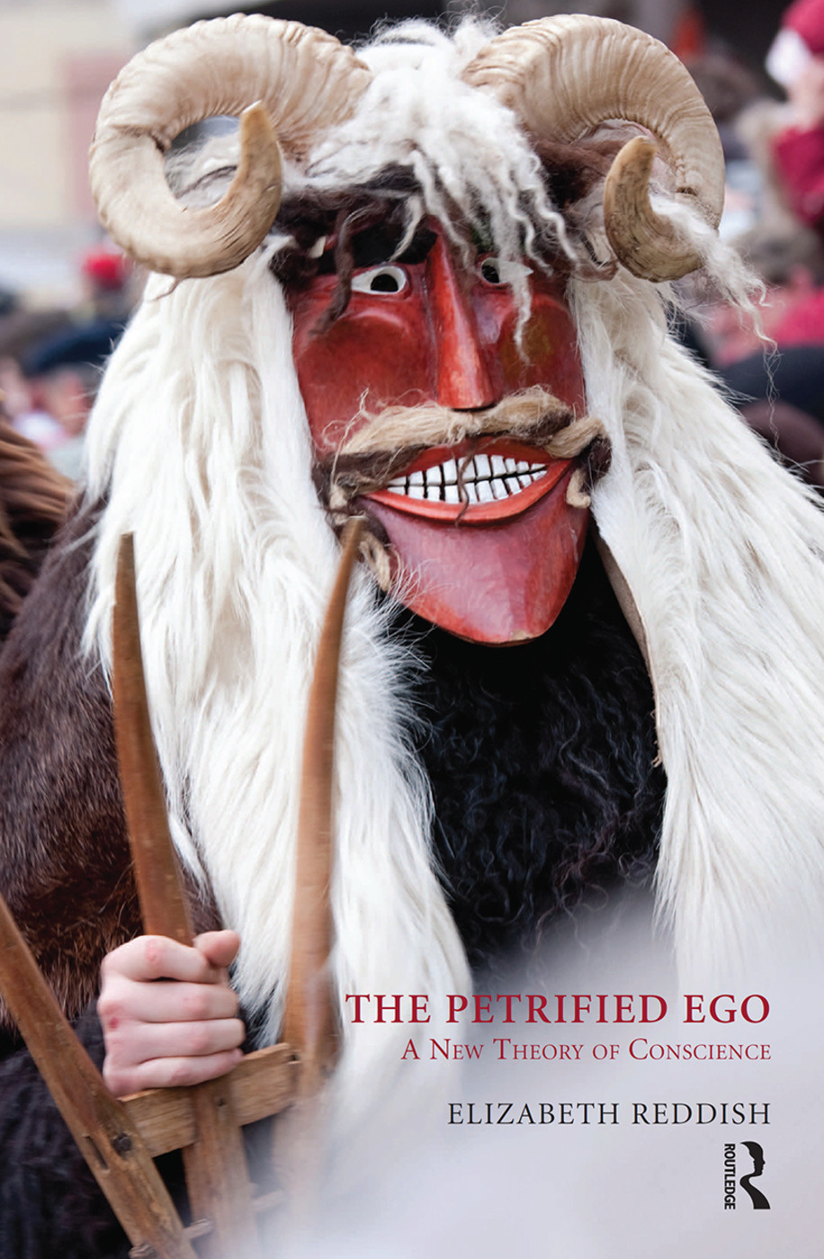 The Petrified Ego: A New Theory of Conscience book cover