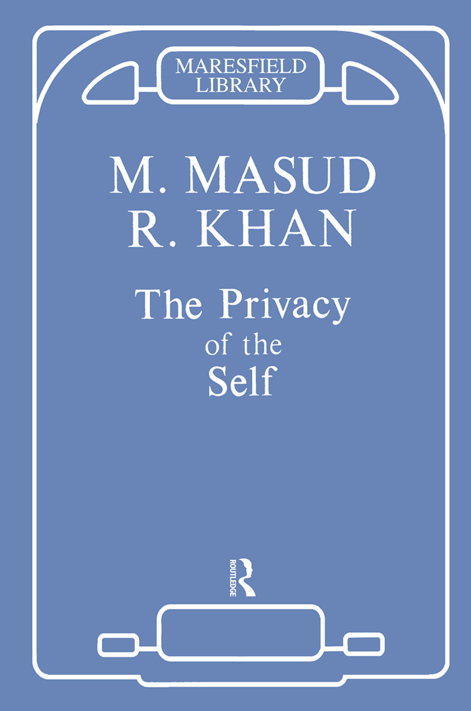 The Privacy of the Self book cover
