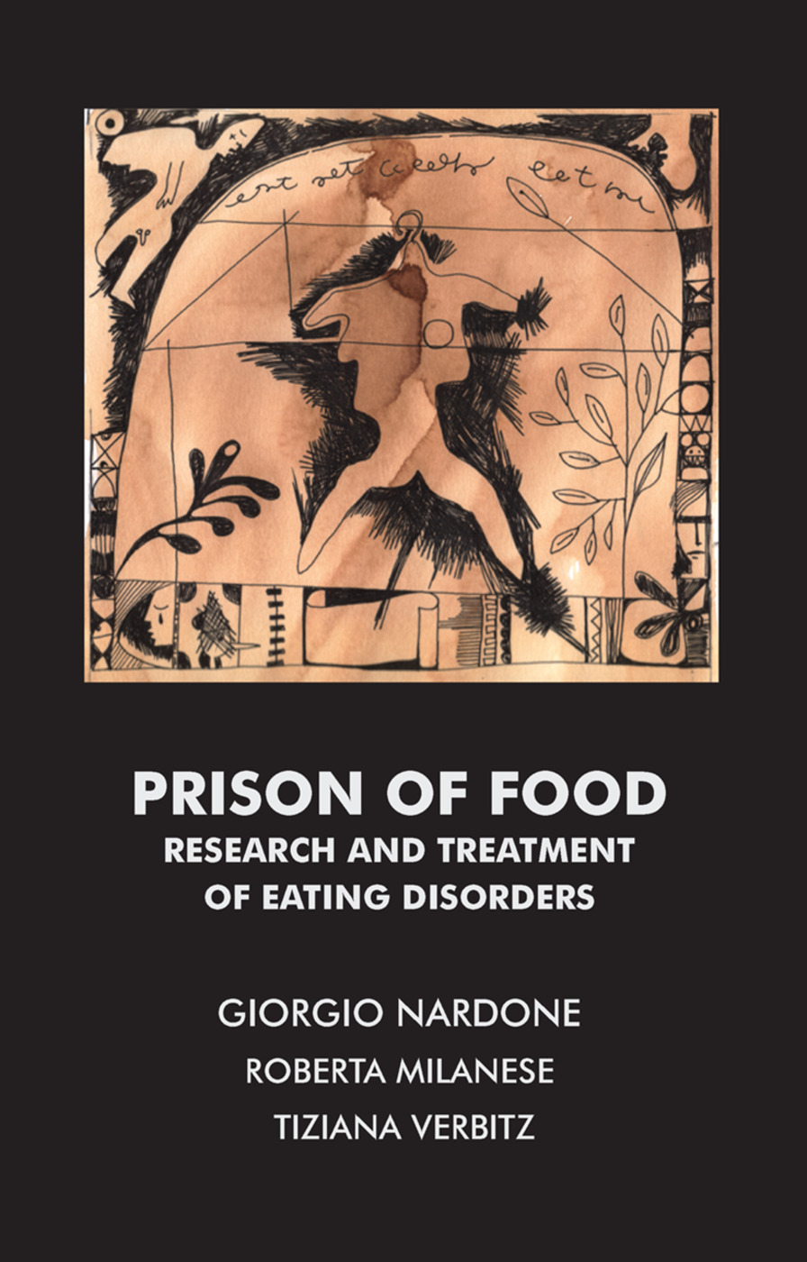 Prison of Food: Research and Treatment of Eating Disorders, 1st Edition (Hardback) book cover