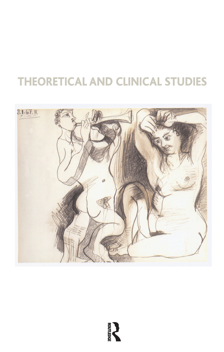 Couple Attachments: Theoretical and Clinical Studies, 1st Edition (Hardback) book cover