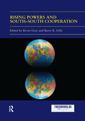 Rising Powers and South-South Cooperation: 1st Edition (Paperback) book cover